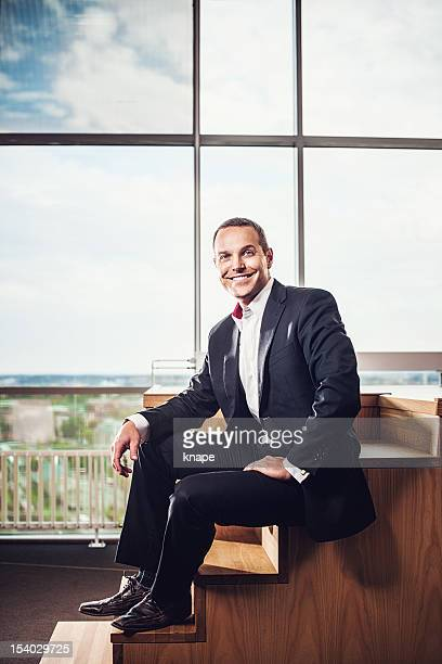 business man in office - chairperson stock pictures, royalty-free photos & images
