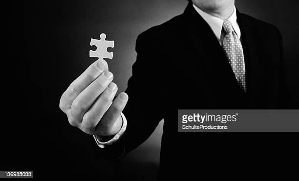 Business Man Jigsaw Puzzle