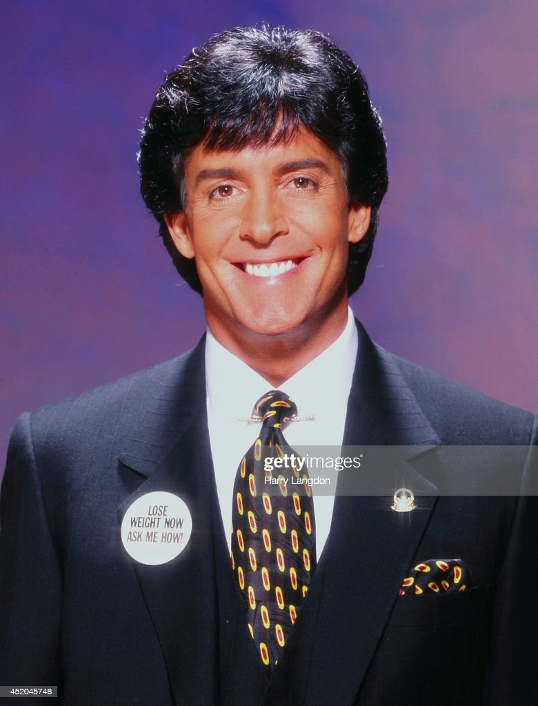 Business Man Mark Hughes poses for a portrait in 1988 in Los Angeles, California.