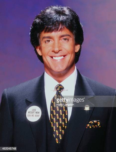 Business Man Mark Hughes poses for a portrait in 1988 in Los Angeles California