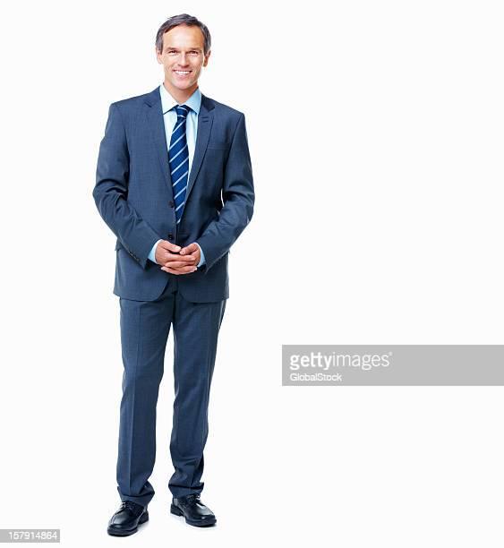 ビジネスの男性と信頼性