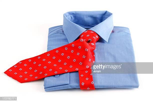 Homme d'affaires, la chemise