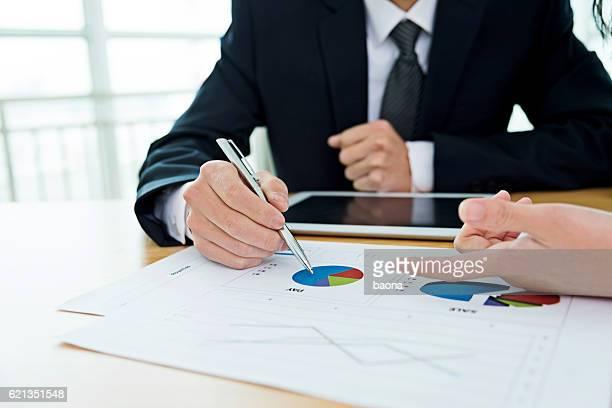 Études de marché d'affaires