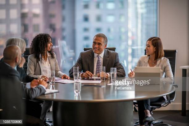 business meeting - fatcamera stock pictures, royalty-free photos & images