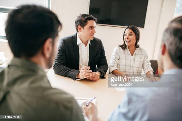 商談 - 法律関係の職業 ストックフォトと画像