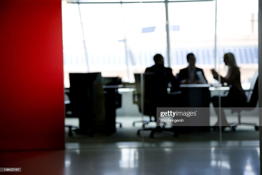 Business meeting : Stock Photo
