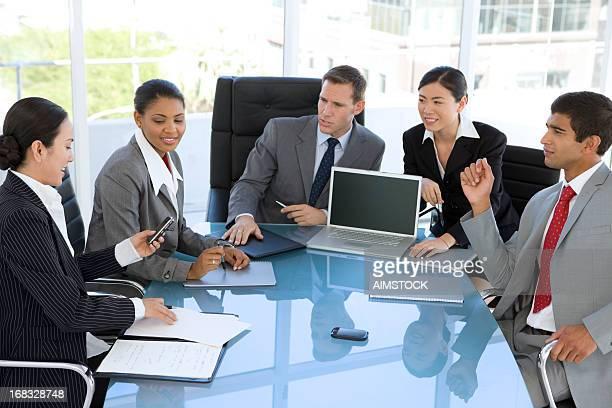 business meeting - coo bildbanksfoton och bilder
