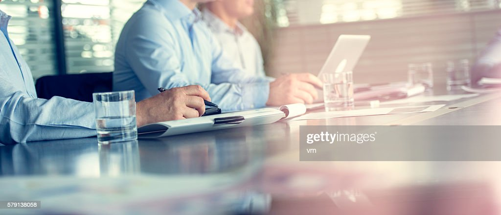 Business-Tagung  : Stock-Foto