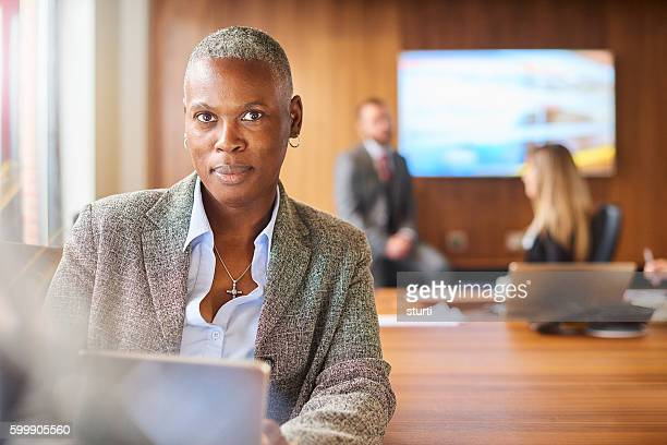 business meeting - androgynous stock pictures, royalty-free photos & images