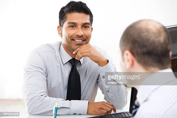 business men working at a desk - 30 39 years photos stock photos and pictures