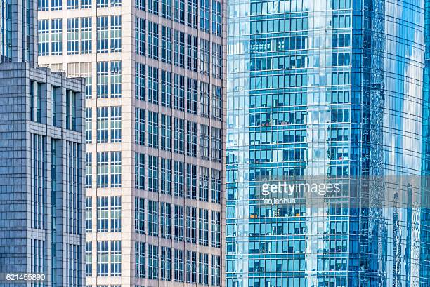 business modern buildings