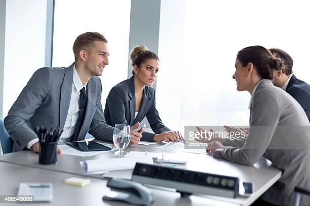 Business Verhandlungen