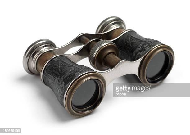 business outlook - verrekijker stockfoto's en -beelden
