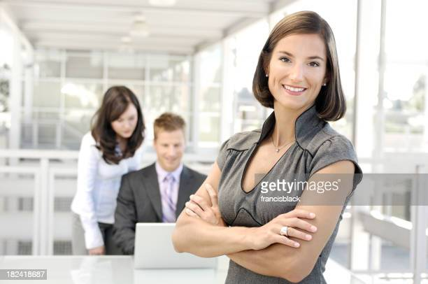 Dirigeant d'entreprise et des employés