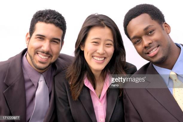 business Freunde