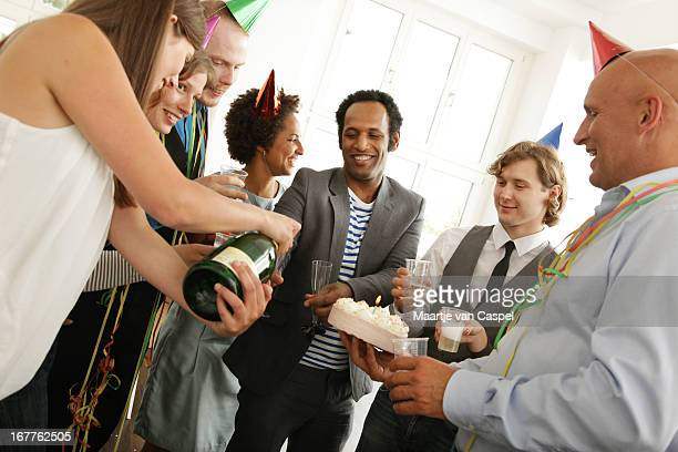 Business Party - Happy Group