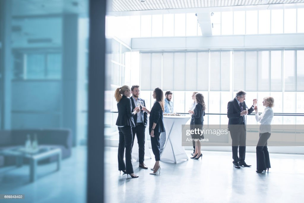 Business party : Stock Photo