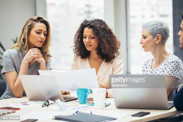 business people discussion working concept - staff meeting stock pictures, royalty-free photos & images