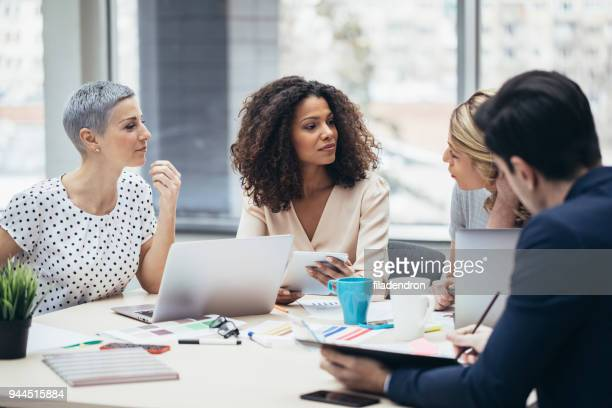 business people discussion working concept - business meeting stock pictures, royalty-free photos & images