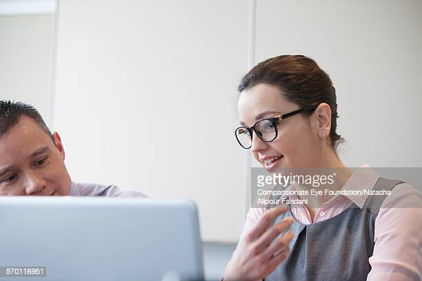 "business people having meeting in conference room - ""compassionate eye"" stock pictures, royalty-free photos & images"
