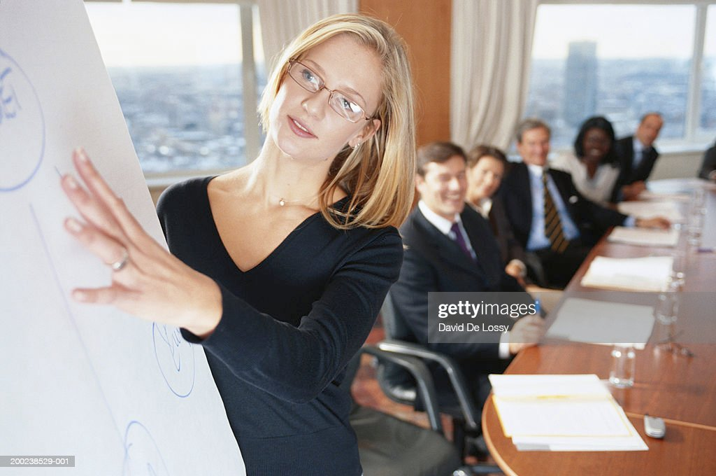 Business people in conference room : Stock Photo