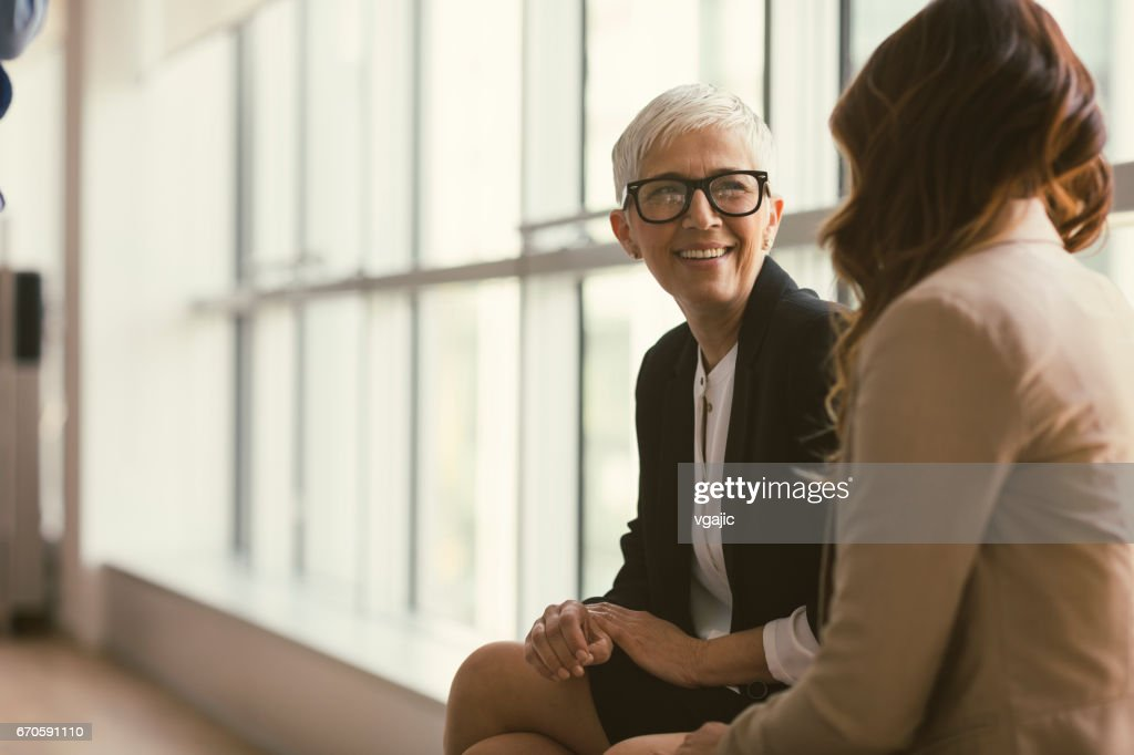 Business people in the office : Stock Photo