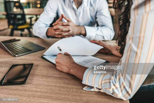 business people negotiating a contract - agreement stock pictures, royalty-free photos & images