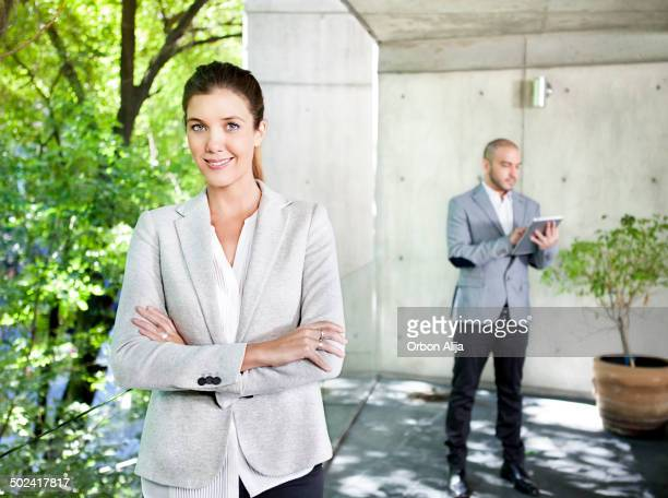 business Personen