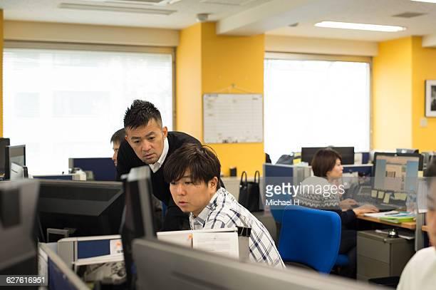 business people talking in a modern office - businesswear ストックフォトと画像