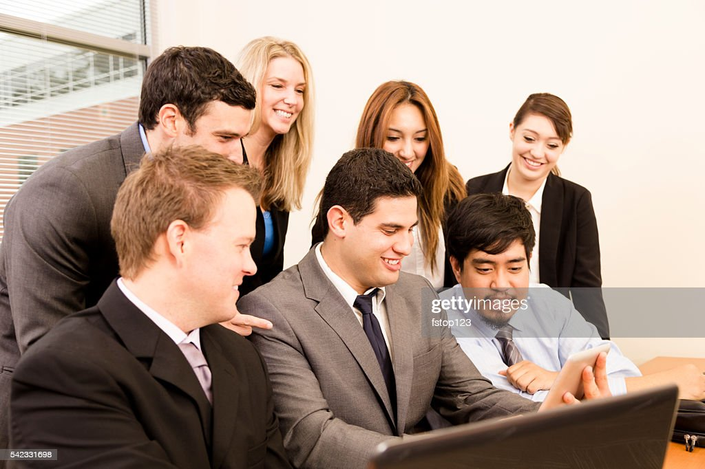 office meeting pictures. Modren Office Business People Use Digital Tablet Laptop During Office Meeting  Stock  Photo On Office Meeting Pictures