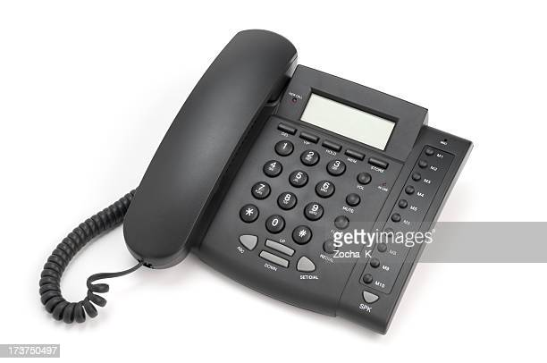 business phone - landline phone stock pictures, royalty-free photos & images