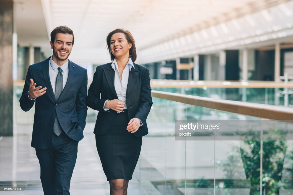 Business relationships : Stock Photo
