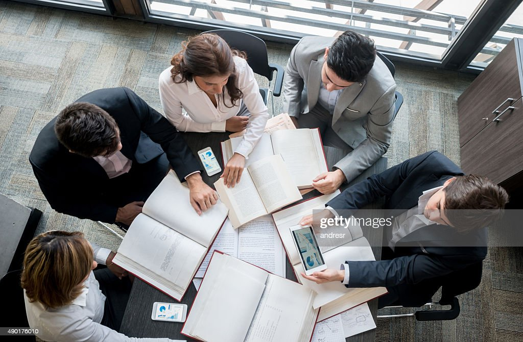 Business research : Stock Photo