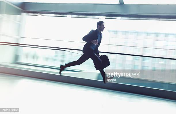 business rush hour - beat the clock stock photos and pictures