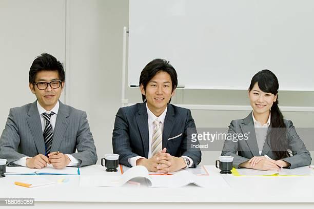 [Business scene] Interview
