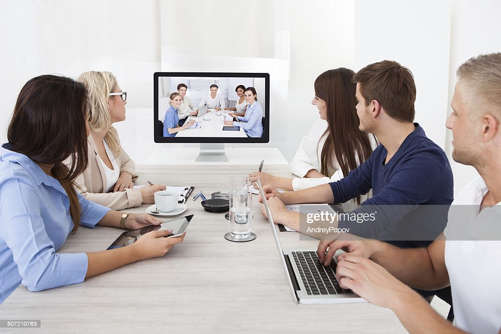 Image result for Conference Calling istock