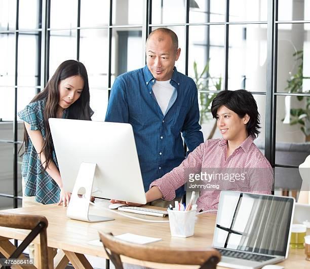 ビジネスチームのコンピューターについて