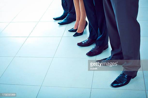 business team - high heels stock pictures, royalty-free photos & images