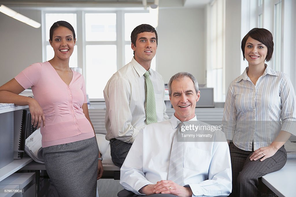 Business team : Stockfoto