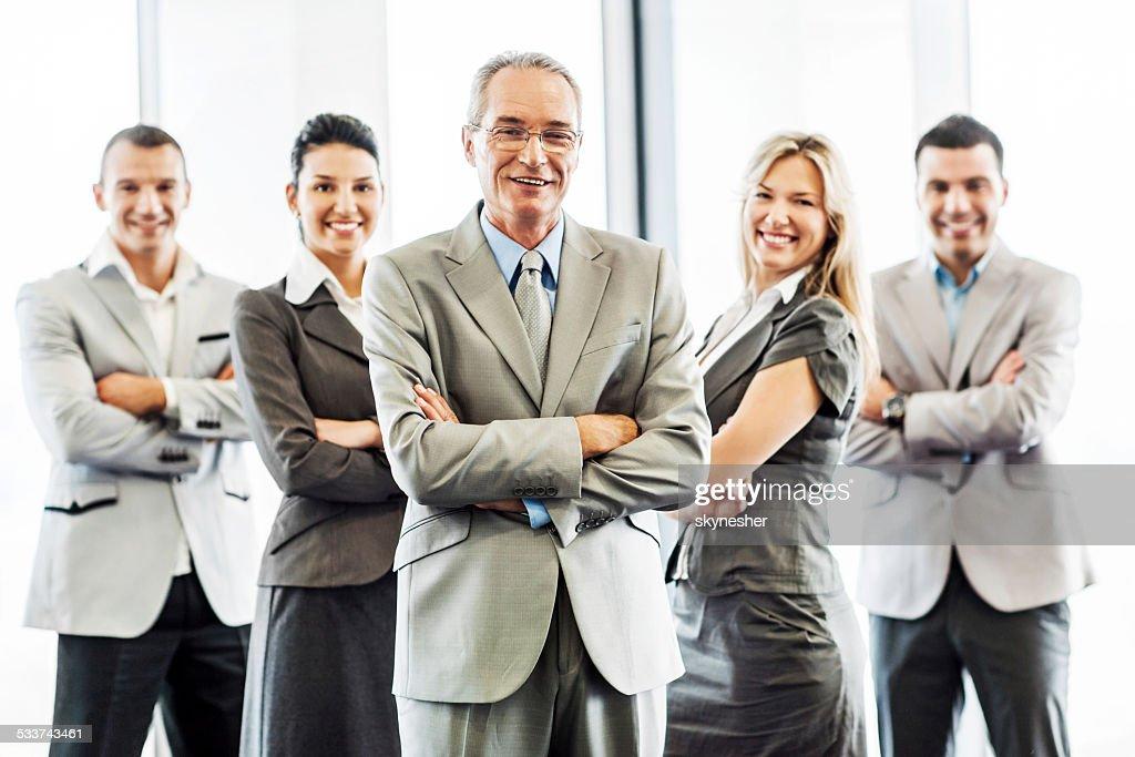 Business team. : Foto stock