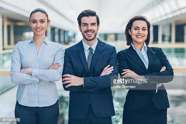 Equipa de Negócios