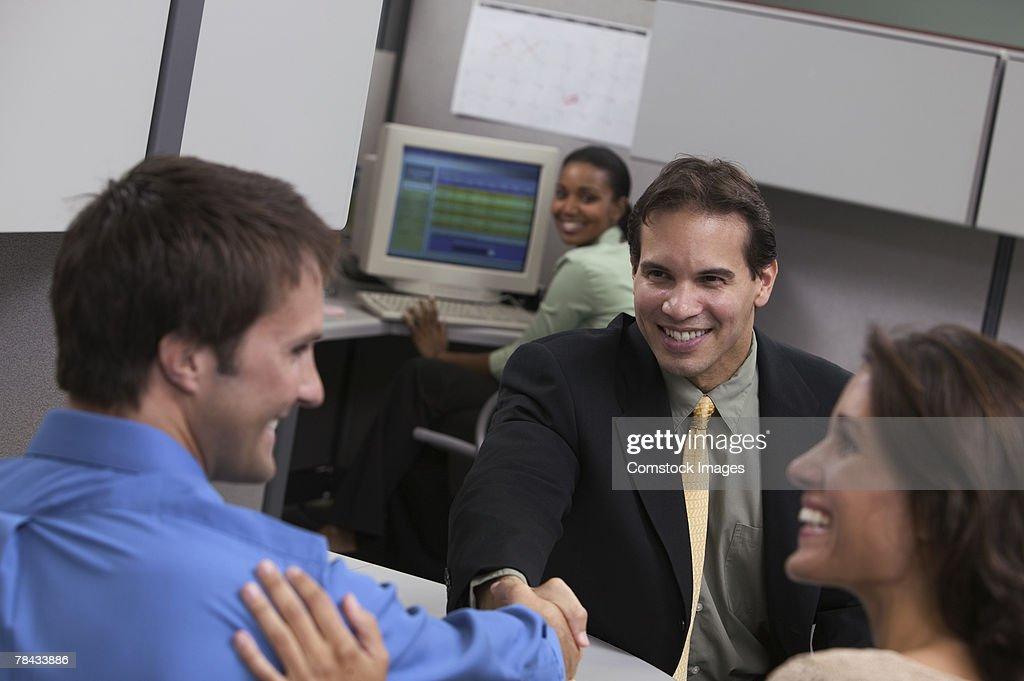 Business team : Stockfoto