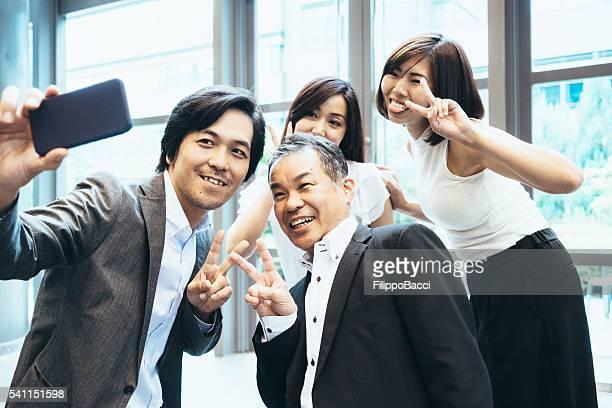 セルフィービジネスチーム