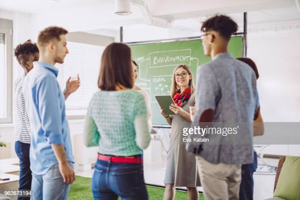business team working together - agility stock pictures, royalty-free photos & images