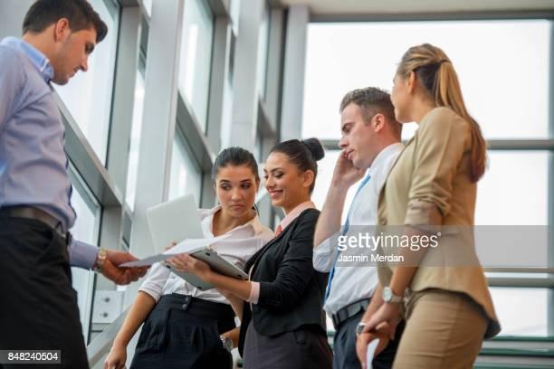 Business: Teamwork