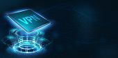 business technology internet network concept vpn
