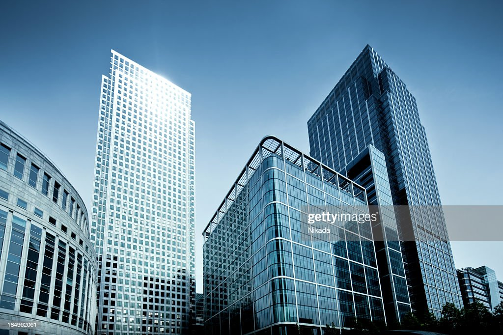 Business Towers : Stock-Foto