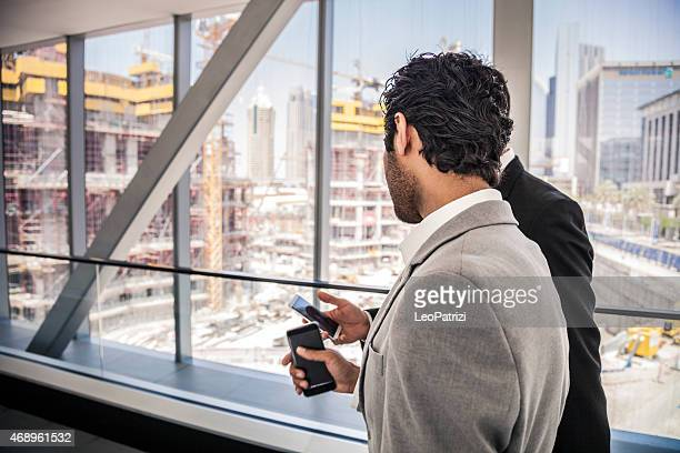 Business travel in Dubai and quality control
