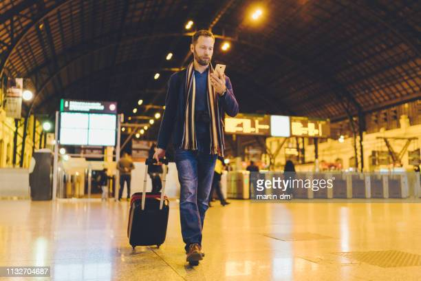 business travel in spain - dragging stock pictures, royalty-free photos & images
