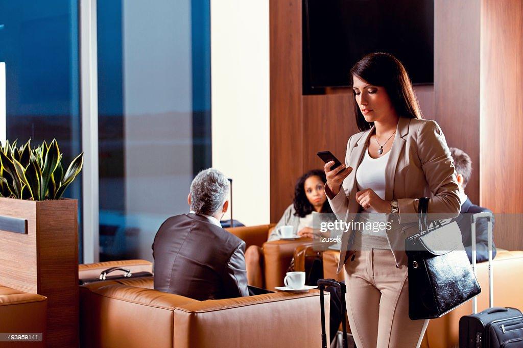 Business travel : Stock Photo
